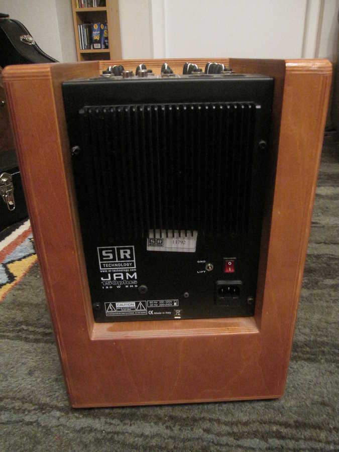 SR Technology JAM150 Plus - Wood (60295)
