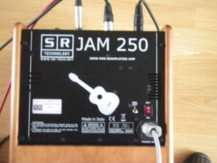 SR Technology JAM150 Plus - Wood (17022)