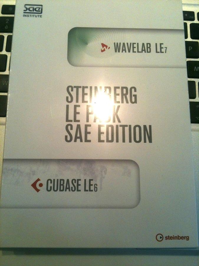 Steinberg WaveLab 7 Elements