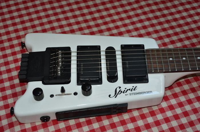 Steinberger Spirit Gt Pro Deluxe White Image 433053