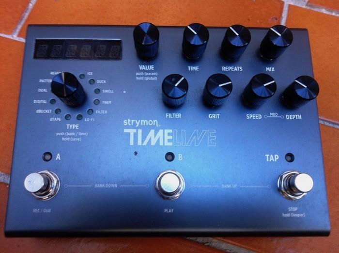 Strymon TimeLine (55027)