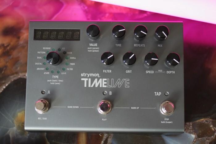 Strymon TimeLine (57015)