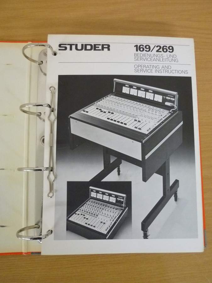 Studer 169 (47395)