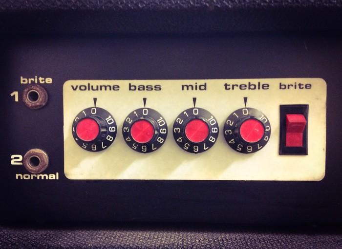Sunn Concert Bass (82442)