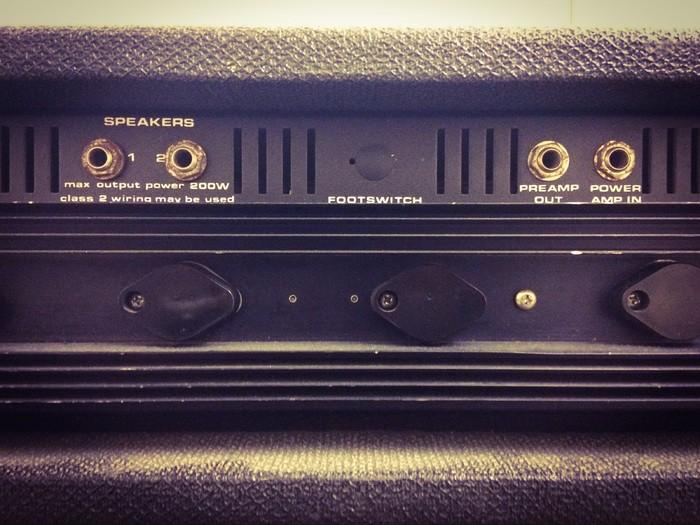 Sunn Concert Bass (71463)