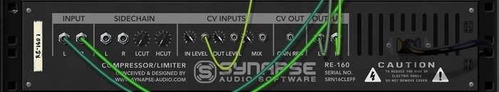 Synapse Audio Synapse RE-160 (72396)