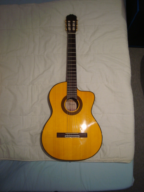baisse de prix guitare classique lectroacoustique takamine eg128sc housse mono picardie. Black Bedroom Furniture Sets. Home Design Ideas