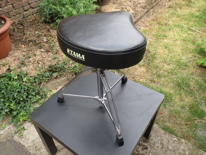 photo tama ht35 double braced saddle throne tama si ge. Black Bedroom Furniture Sets. Home Design Ideas