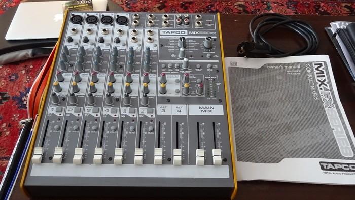 Tapco Mix 220 FX (14020)