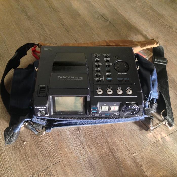 Tascam HD-P2 NeoY2k images