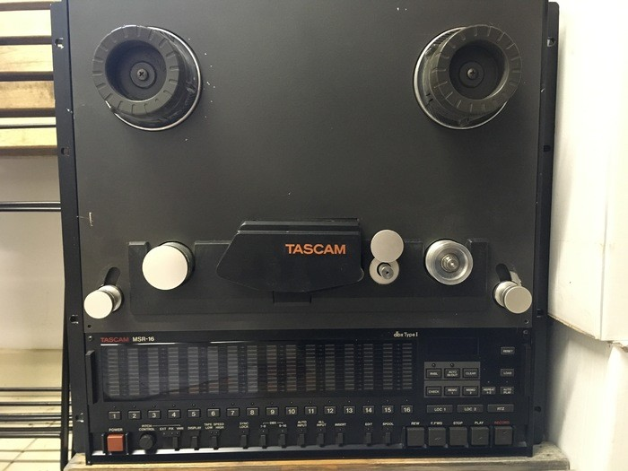 Tascam MSR 16 (4777)