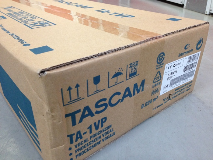 Image Result For Tascam Ta Vp Vocal Processor With Antares Auto Tune And