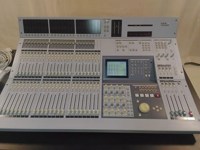 Console de mixage num rique tascam tmd8000 if ae8 ma ad8 rh ne alpes audiofanzine - Console de mixage numerique ...