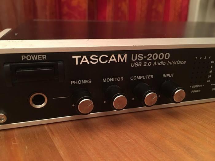 Tascam US-2000 (45115)