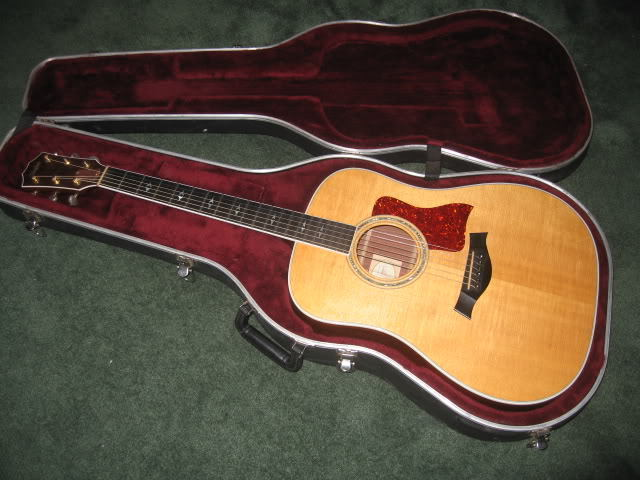 Taylor 810 WMB LIMITED EDITION 1997 STEF NLC - Gamin immature images