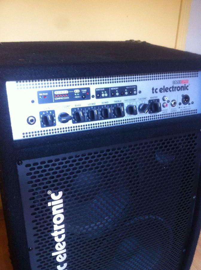 TC Electronic BG500 - 210