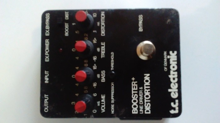 TC Electronic BLD Booster+Distortion (38216)