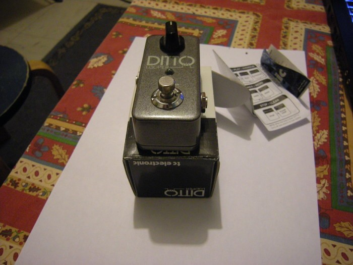 TC Electronic Ditto Looper (47784)