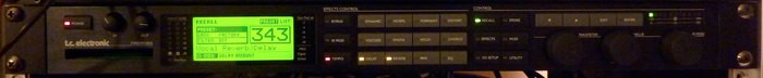 TC Electronic FireWorx (93214)