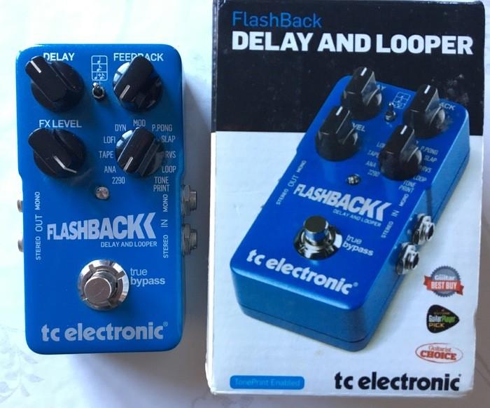 TC Electronic Flashback Delay (14662)