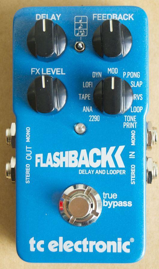 tc electronic flashback delay 740576