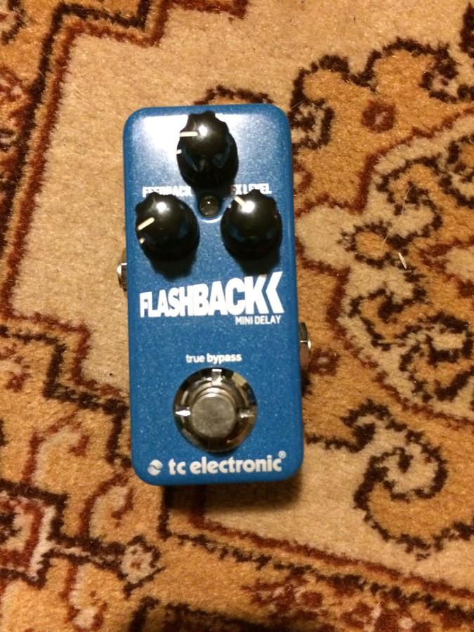TC Electronic Flashback Mini (27718)