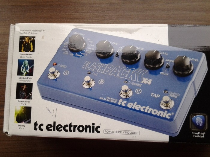 TC Electronic Flashback x4 (70760)