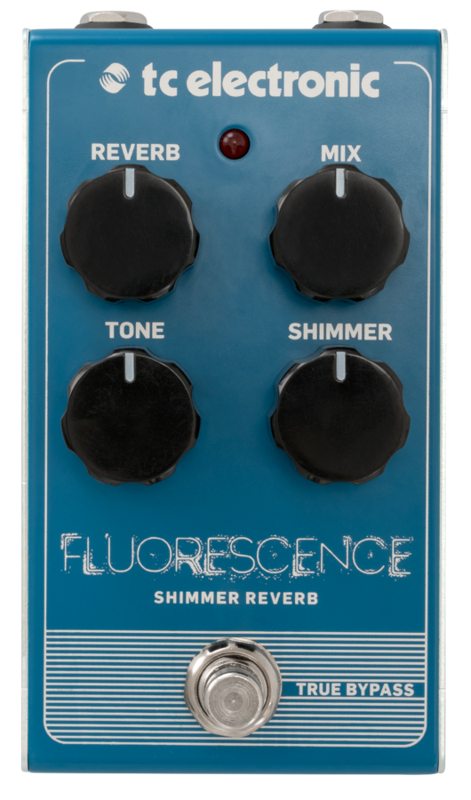 Flourescence Shimmer Reverb front hires