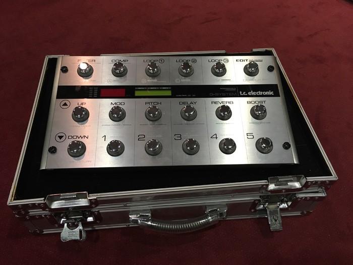 TC Electronic G-System (39423)