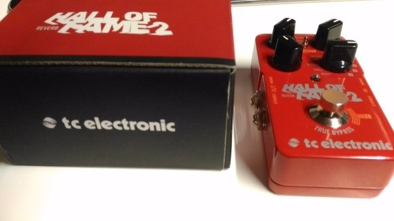 TC Electronic Hall of Fame 2 Reverb (61265)