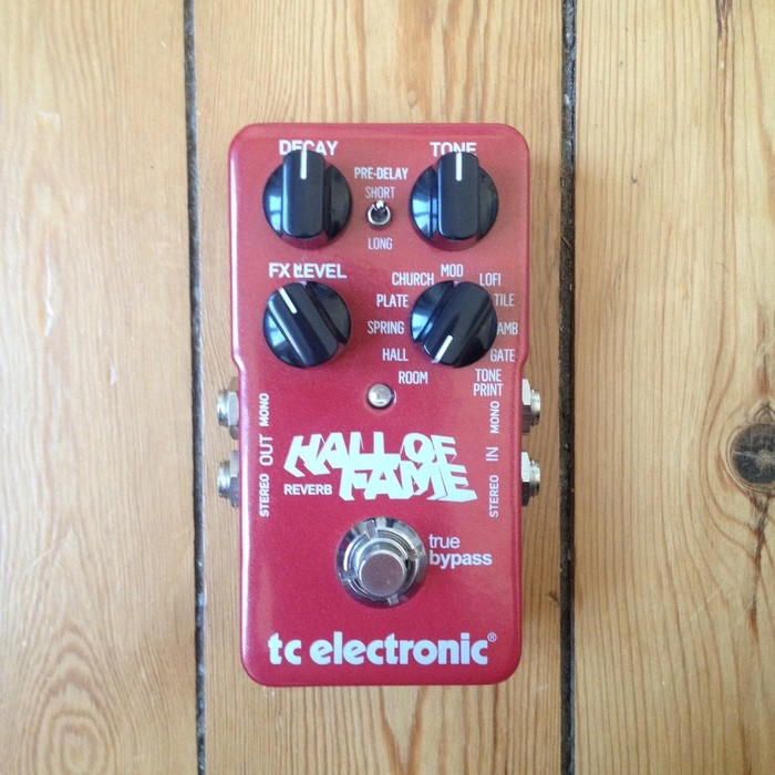 TC Electronic Hall of Fame Reverb (93325)