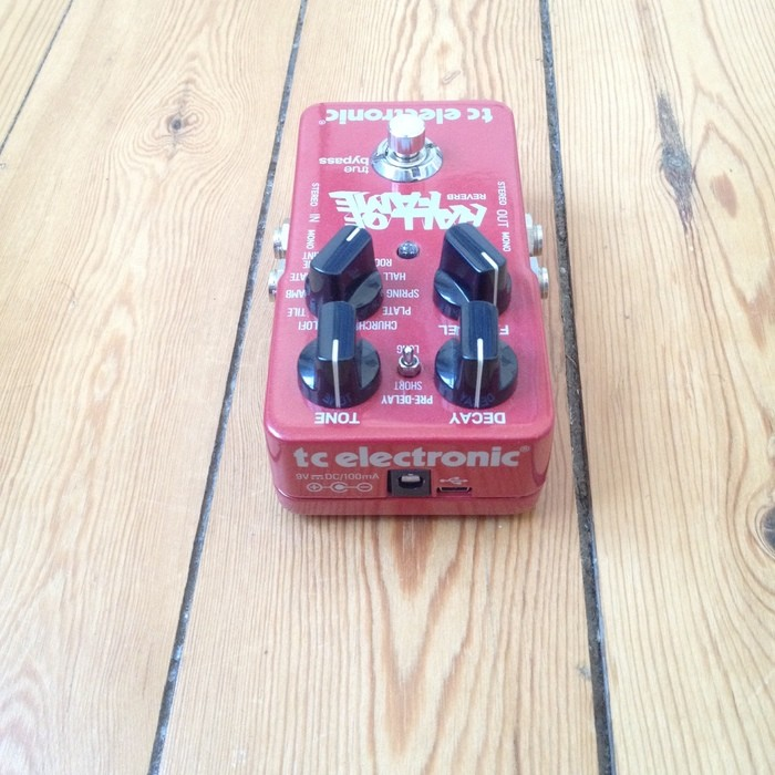 TC Electronic Hall of Fame Reverb (49698)