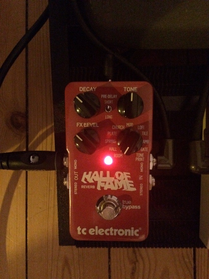 TC Electronic Hall of Fame Reverb (67091)