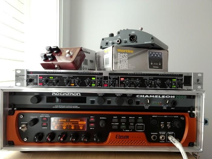 TC Electronic MojoMojo Overdrive (192)