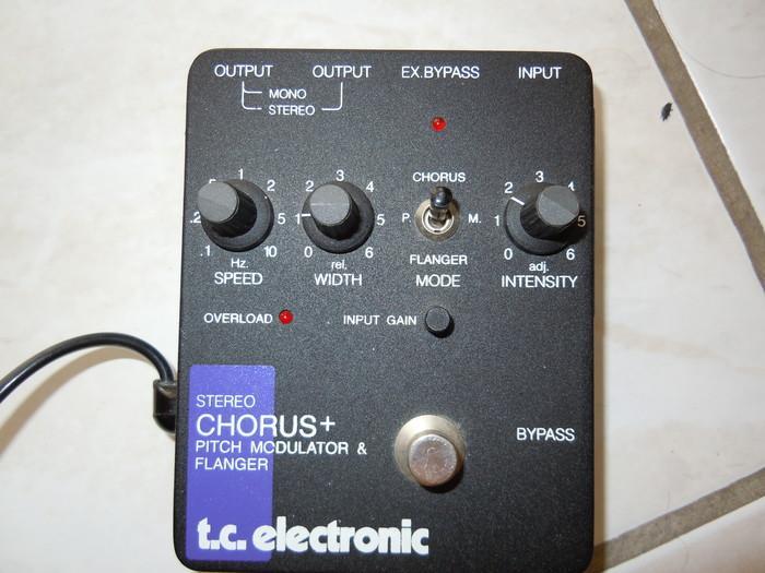 photo tc electronic scf stereo chorus flanger tc electronic scf stereo chorus flanger. Black Bedroom Furniture Sets. Home Design Ideas
