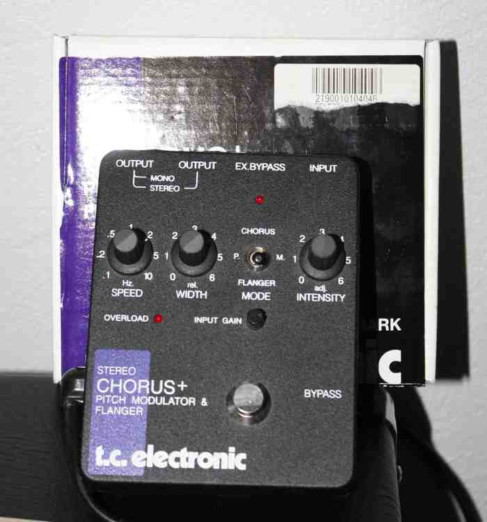 photo tc electronic scf stereo chorus flanger tc electronic scf stereo chorus flanger 97464. Black Bedroom Furniture Sets. Home Design Ideas