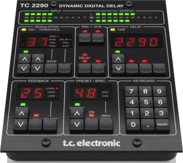 TC Electronic TC2290-DT Banshee in Avalon images