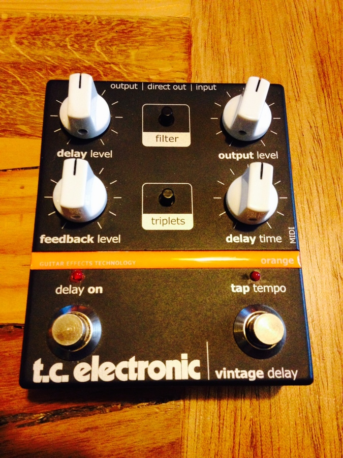 Tc Electronic Vintage Delay 71