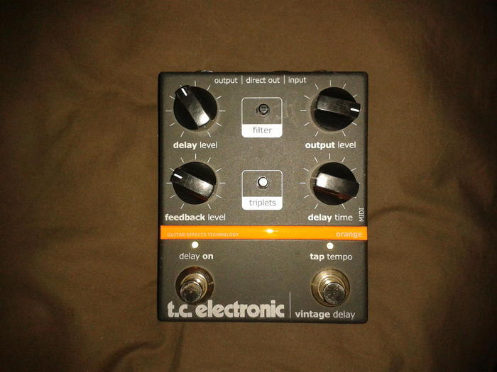 Tc Electronic Vintage Delay 20