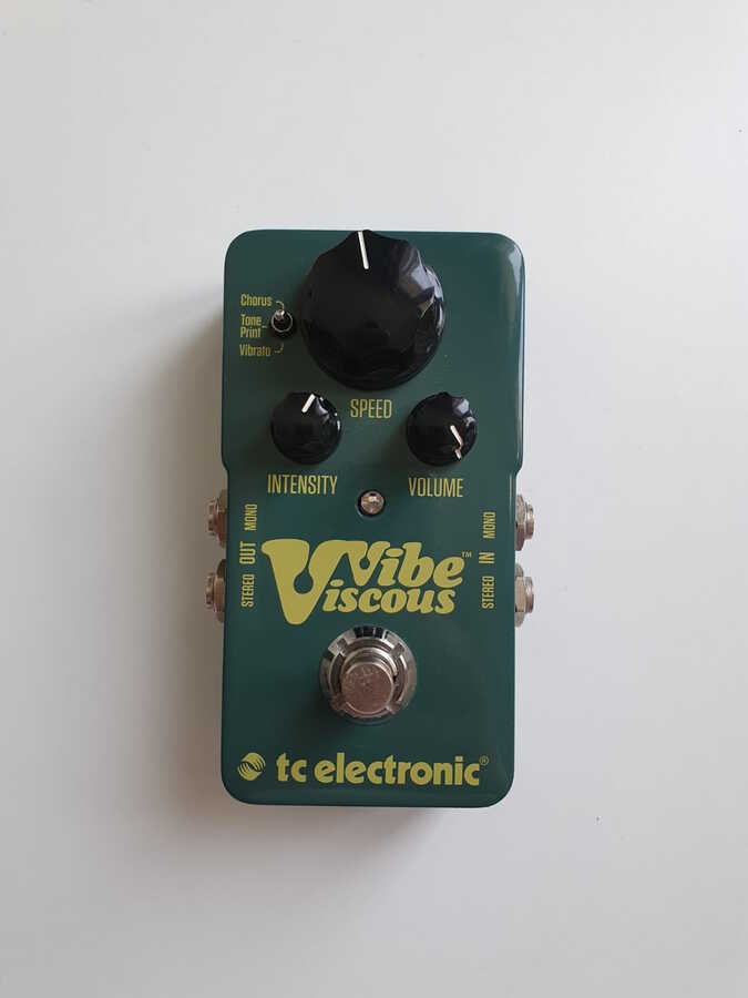TC Electronic Viscous Vibe