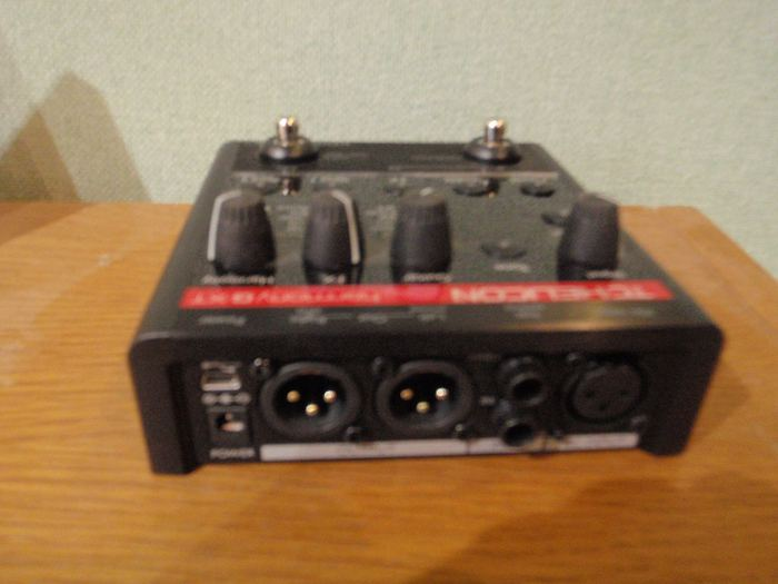 tc helicon harmony g xt manual