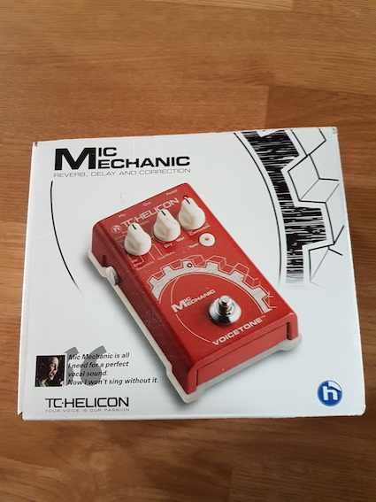 TC-Helicon Mic Mechanic bugbrothers images