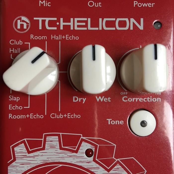 TC-Helicon Mic Mechanic (10053)