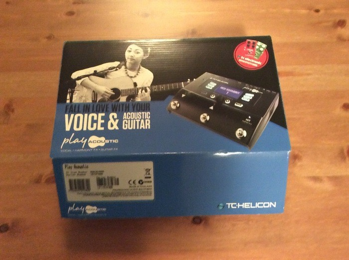 TC-Helicon Play Acoustic (49414)