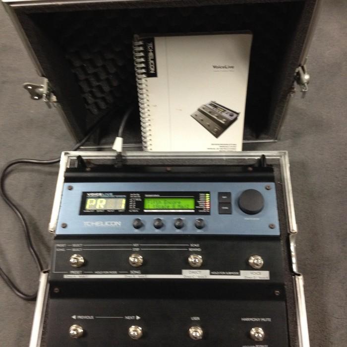 TC-Helicon VoiceLive (45188)