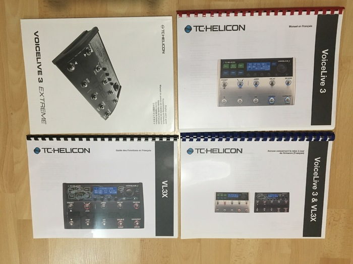 tc helicon voicelive extreme 3 manual