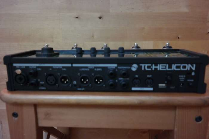 TC-Helicon VoiceLive 3 Extreme (40371)