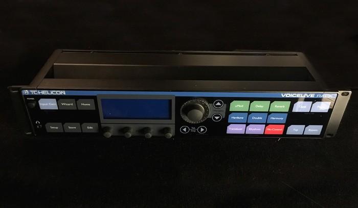 TC-Helicon VoiceLive Rack (32632)
