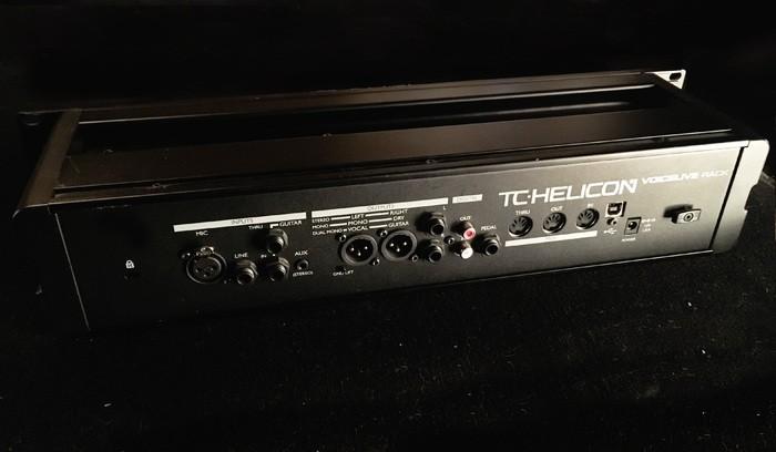 TC-Helicon VoiceLive Rack (68211)