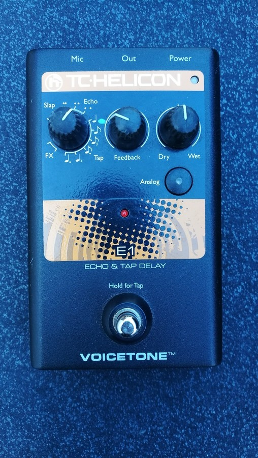 TC-Helicon VoiceTone E1 (81860)
